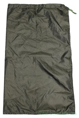 Waterdichte kleding draagtas groen groot, Britse leger, 60x36CM
