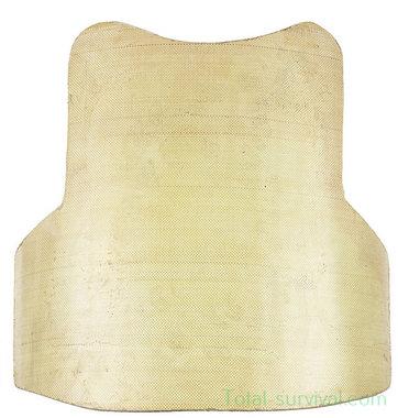 Italiaanse Kevlar body armour plaat 2