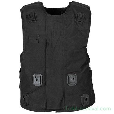 S.A.T. Sioen Body armour ballistisch vest zonder soft armour fillers