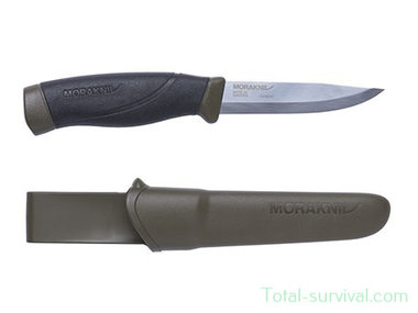 Morakniv Companion Heavy Duty MG (C) Clampack outdoor mes