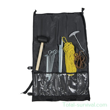 Accessoires set voor tenten