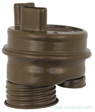 Ademventiel voor GP5 gasmaskers