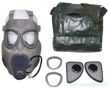 Tjsechisch Gasmasker