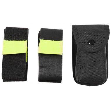 Britse politie MLA Fast straps set met tas