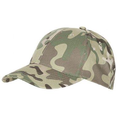 MFH US Baseball cap, operation-camo, verstelbaar