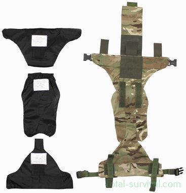 Brits Osprey Body armour Tier 2 bekkenbescherming met soft armour fillers