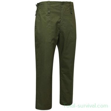 British army Man's Trousers lightweight, olijfgroen