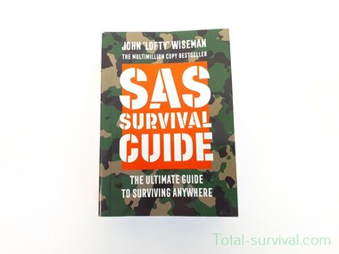 SAS survival guide pocket handboek