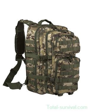 Mil-tec One strap rugzak 29l, Assault Iarge, MTP Multicam