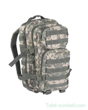 Mil-tec US Rugzak 30l, Assault I, UCP AT-digital