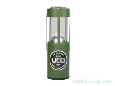 Uco Original Kaars lantaarn, Groen