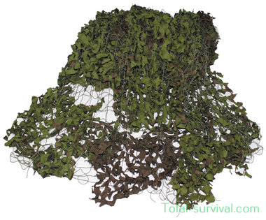 Britse leger camouflage net, DPM camo, 3x2M