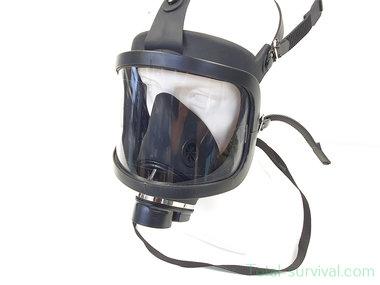 MDP 5750 Volgelaatsmasker / Gasmasker met EN-148 RD40 schroefdraad