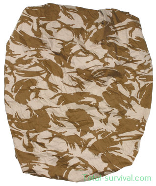 GB cover for backpack, Large, Desert DPM